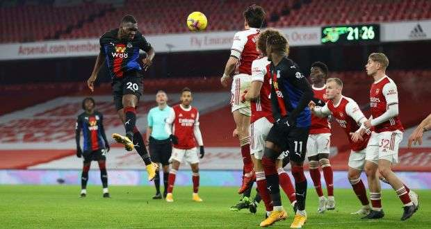 Arsenal Momentum Stalls with Crystal Palace Draw