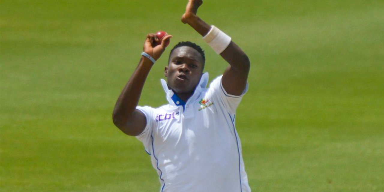 Keon Harding Replaces Romario Shepherd in Windies Squad After Positive COVID-19 Test