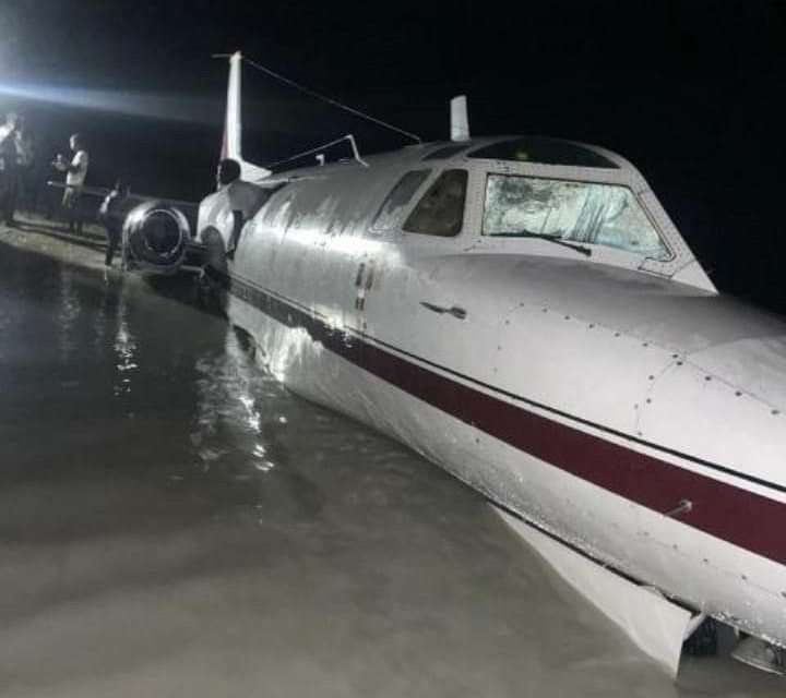 High Level Probe Underway into Plane Crash in Jamaica; Occupants Whereabouts Unknown