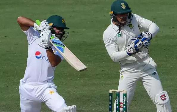 South Africa Takes Lead In First Test Against Pakistan