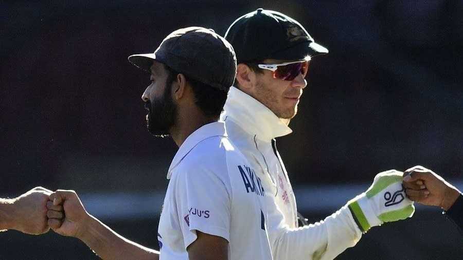 International Cricket Round-Up: Labuschagne Steadies Aussie Ship vs India; England Controls First Test in Sri Lanka