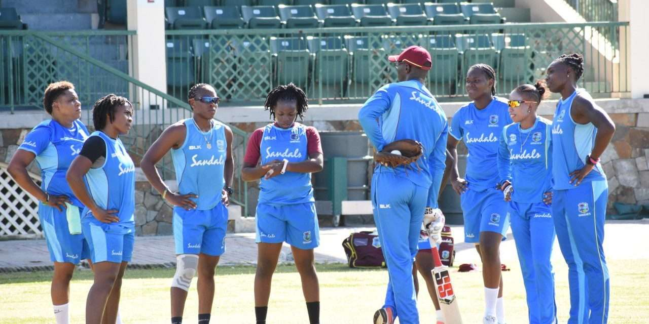 West Indies Women's Camp Receives First of Two Vaccination Doses