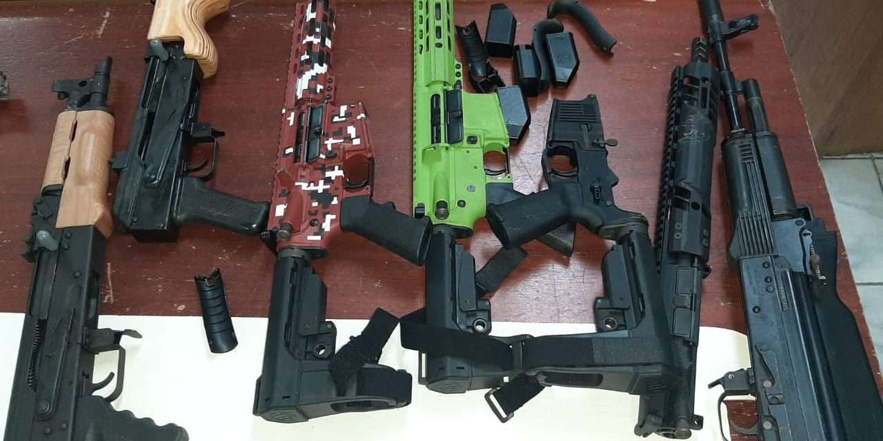 JCF Confident Charges Will Be Laid Following Gun Bust