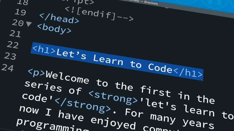 Gov't Set to Launch Coding Academy