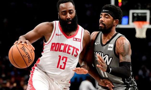 NBA Round Up: Lakers Win Big; Blockbuster Harden Trade to Nets