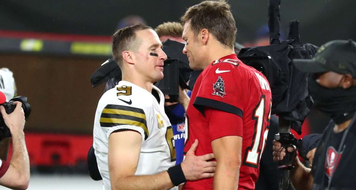 NFC Championships: Brees Contemplated Facing Brady Since He Joined Bucs