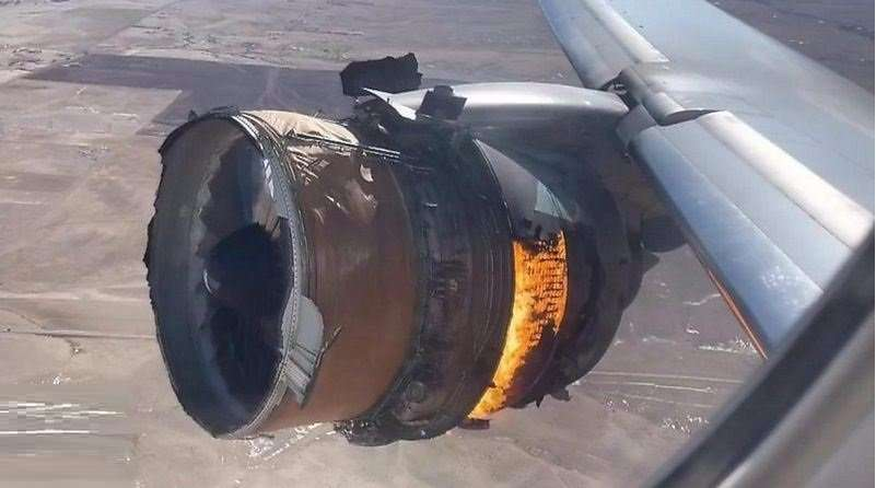 Boeing 777: Dozens Grounded After Denver Engine Failure