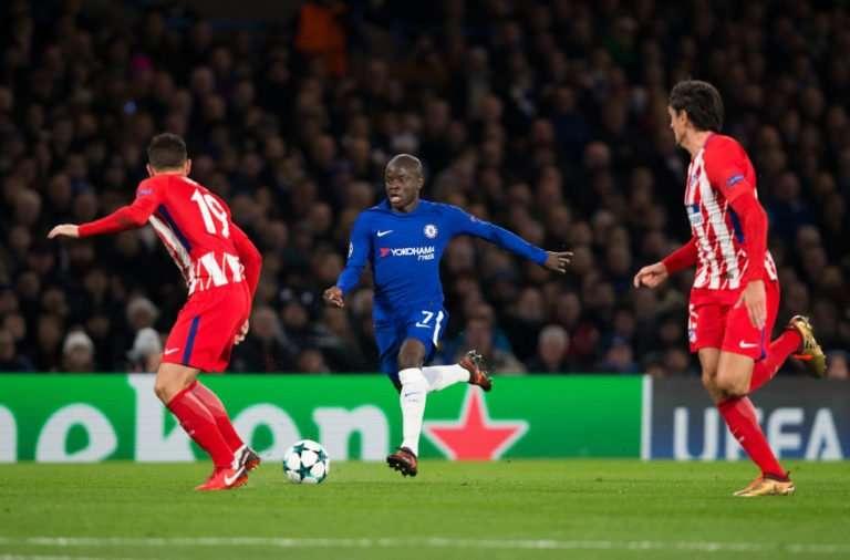Champions League: Chelsea vs Atletico Madrid; Bayern Munich vs Lazio