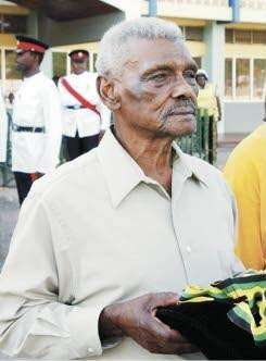 Olympic Gold Medalist, Jamaica's Leslie Laing Dies at 95