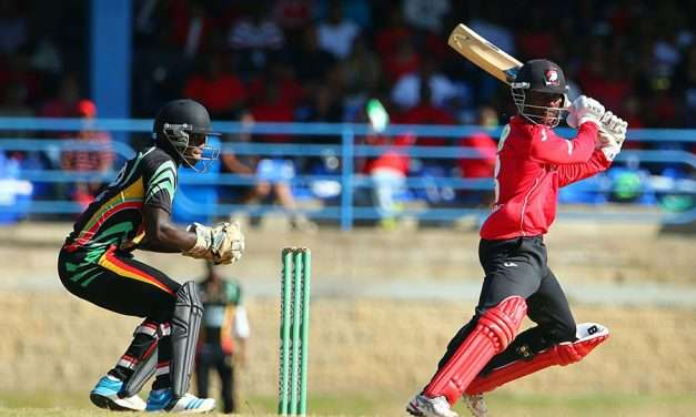 CG Insurance Super50 Final Set: Red Force vs Jaguars