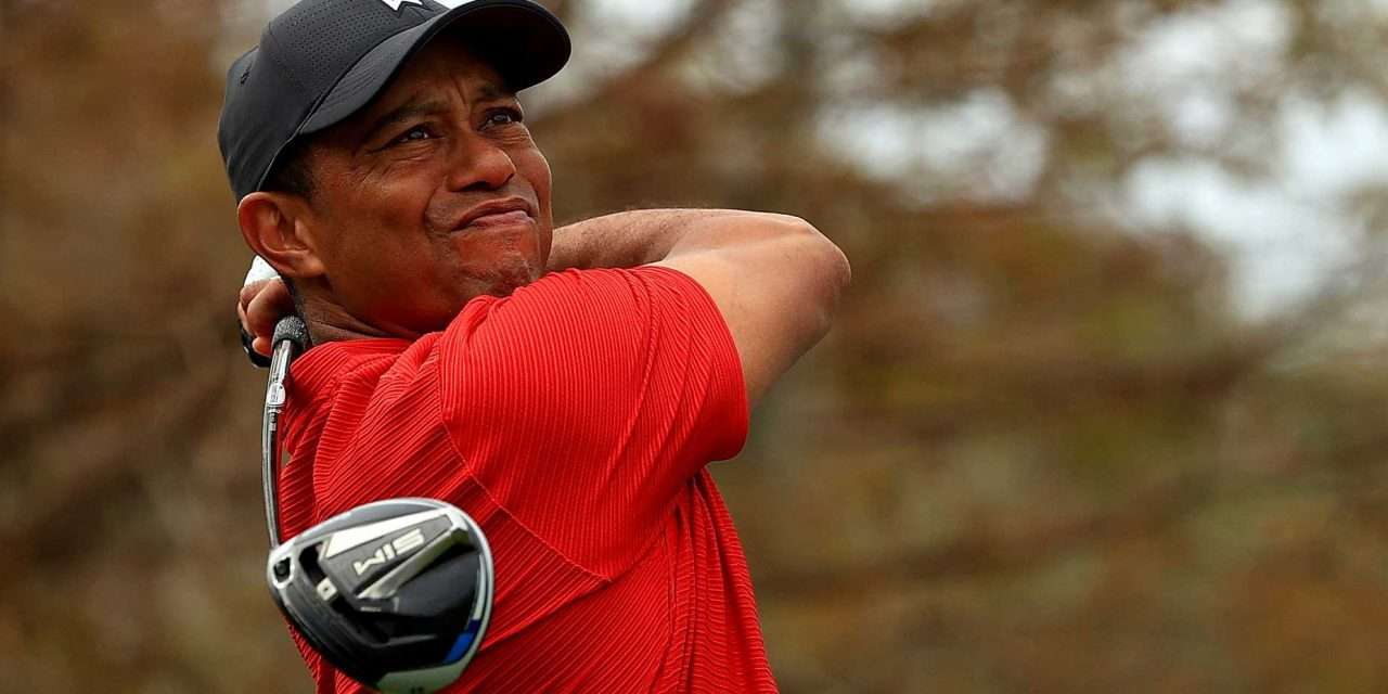 Tiger Woods 'Hopes' To Play at Augusta National After 5th Back Surgery