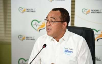 Health Minister: NCDs Still Pose A Serious Risk to Society
