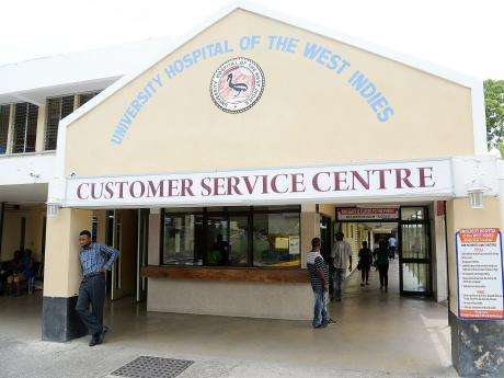 UHWI Clears Ward to Accommodate More COVID-19 Patients