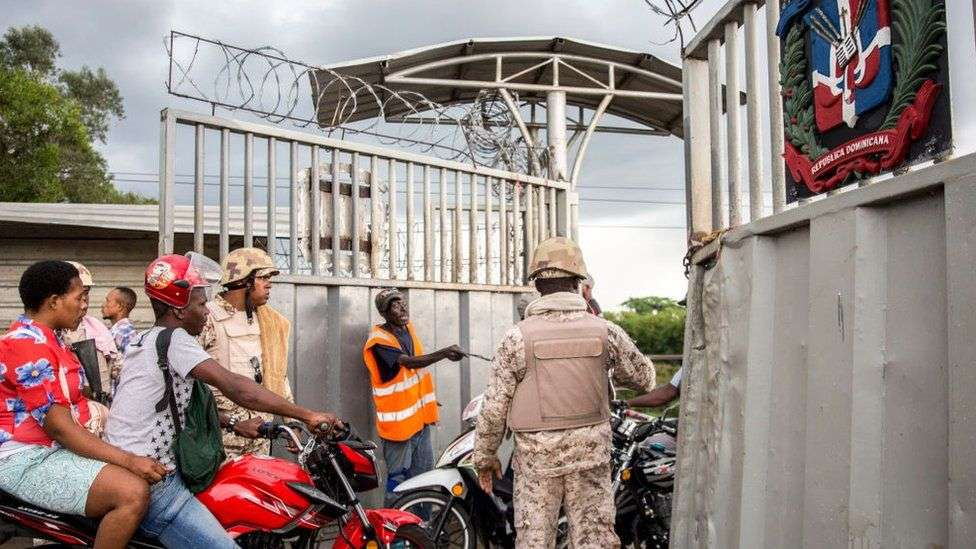 Dominican Republic Announces Plans for Haiti Border Fence