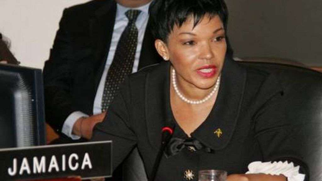 Jamaica's Ambassador to the US Says Reducing Crime Still A Top Priority For Both Countries