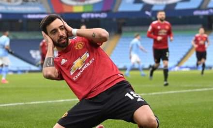 United Ends City's Unbeaten Run in 2-0 Manchester Derby Win