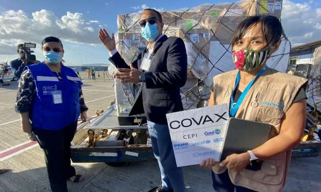 Jamaica to Get Second Batch of 55,000 COVID-19 Vaccines Under COVAX Facility Within 10 Days