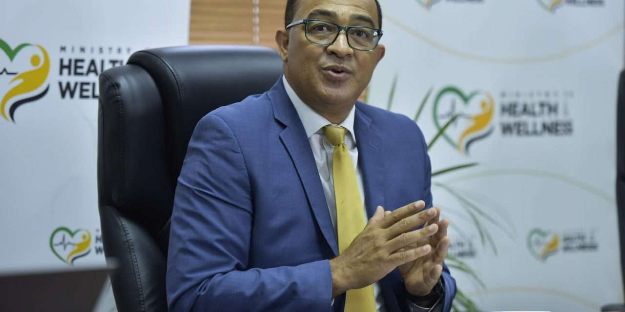Health Minister Lauds Implementation of New Covid-19 Vaccination Tracking Software