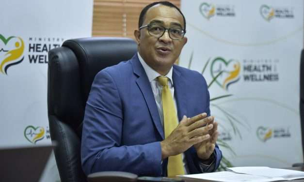 Health Minister: Rate of Spread of COVID-19 Trending Down