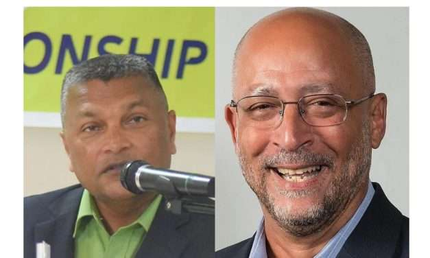 Anand Sanasie Reports CWI President Ricky Skerritt for Trying to Create 'Unfair Advantage' In Re-Election Campaign