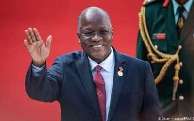 Tanzania's President John Magufuli Dies after Weeks Unseen