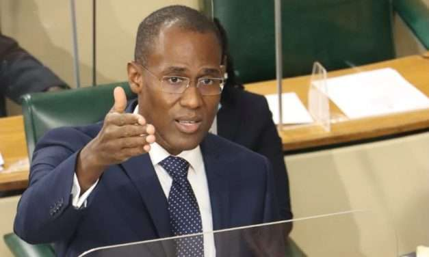 Finance Minister Outlines $329 Million Digital Device Programme