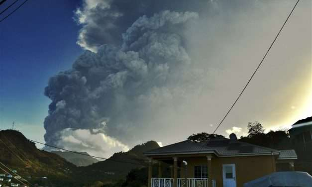 UN Warns of  Humanitarian Crisis in St. Vincent and the Grenadines Amid Ongoing Volcanic Eruptions