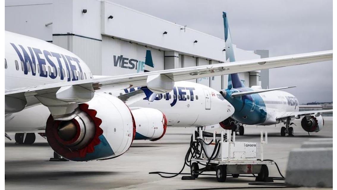 Westjet Extends Sun-Flights Suspension Until June 4