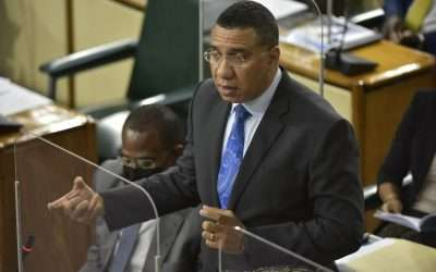 """PM Holness """"Cautiously Optimistic"""" Jamaica's Economy Will Grow As Covid-19 Recovery Continues"""