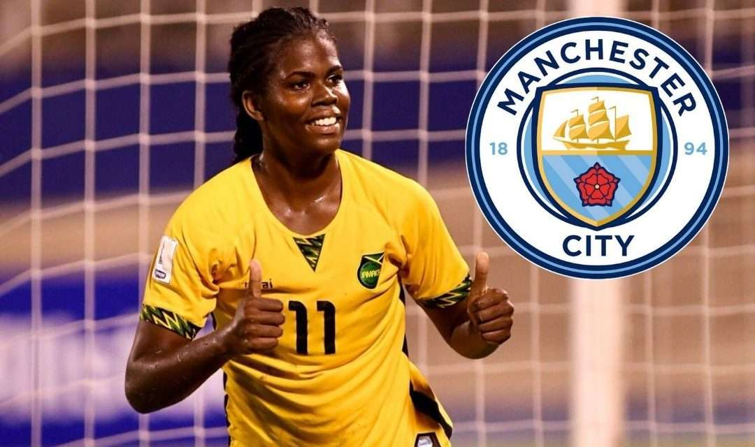 Khadija Shaw Close to Signing for Manchester City