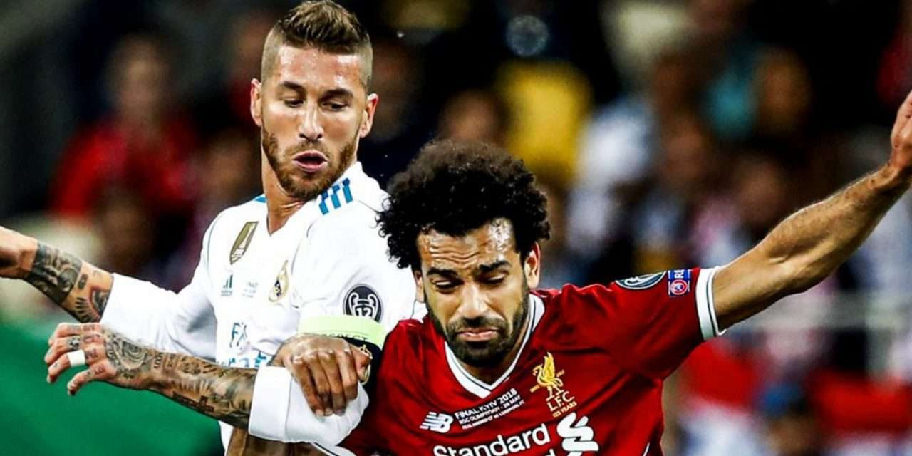 Injury Rules Sergio Ramos Out Of Champions League Quarter Finals Against Liverpool