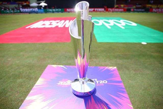 ICC says T20 World Cup is Set to Go Ahead in India But Back-Up Plan is in Place