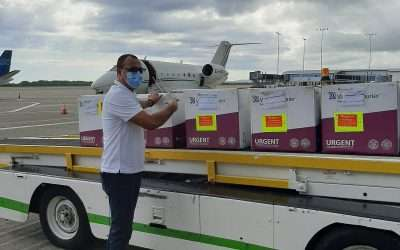 Another Shipment of Vaccines Expected Soon