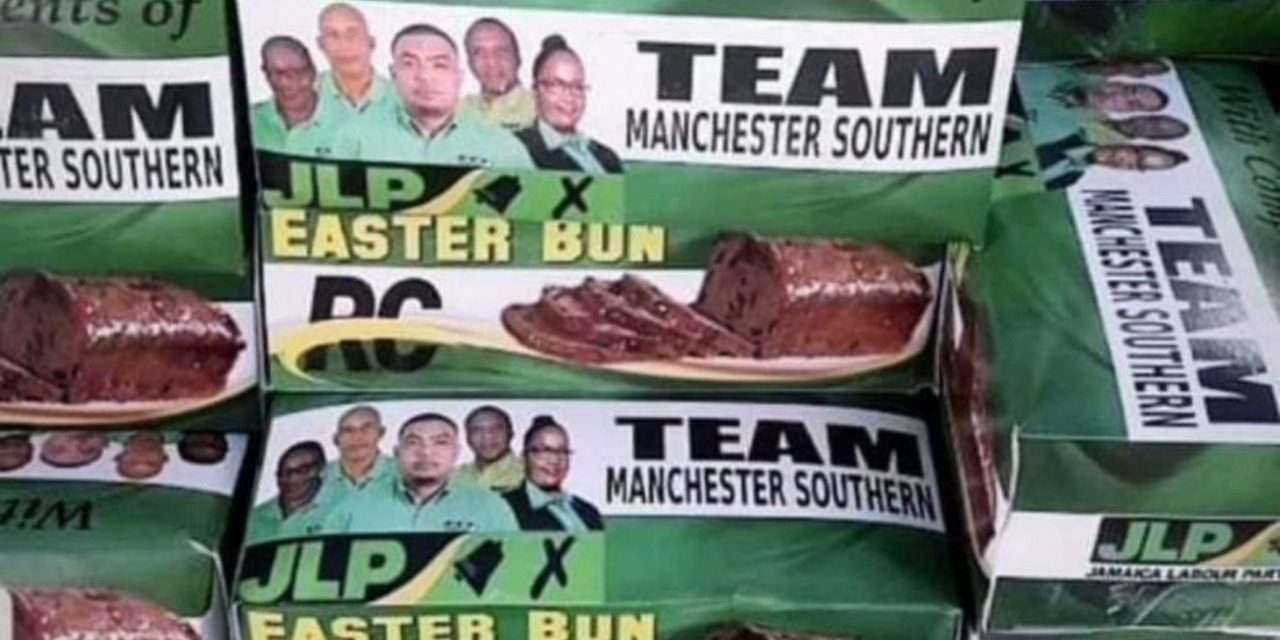 """They Were So Appreciative!"" JLP MP Defends Party Branded Easter Buns"
