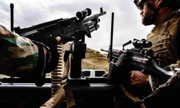 US Sends Warplanes to Protect Afghan Withdrawal