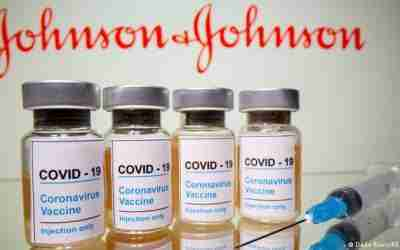 Health Ministry Supports the Safety of the Johnson & Johnson Vaccine