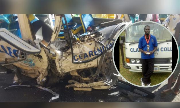 Clarendon School Bus Driver Dies Following Tuesday's Crash