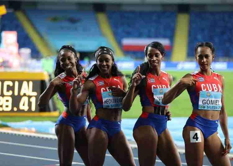 Cuba Among Winners on Day 2 of World Athletics Relays