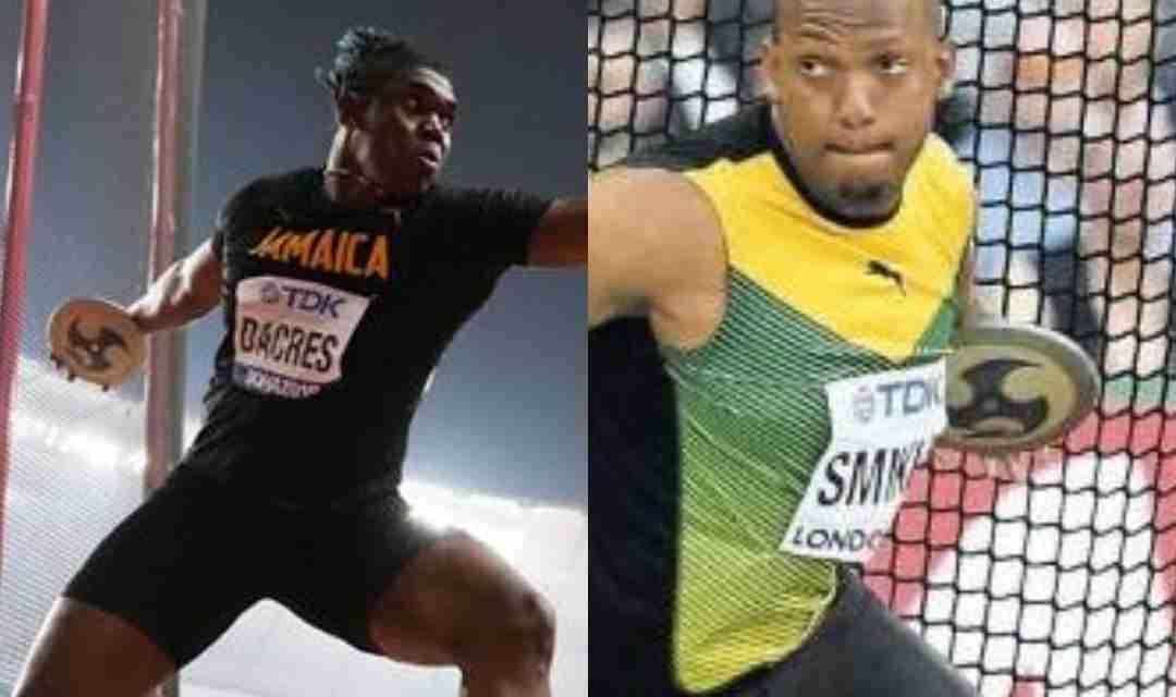 Fredrick Dacres, Travis Smikle Pleased with Progress Ahead of Olympics