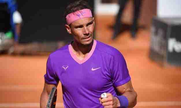 Nadal Advances to Italian Open Semi-Finals