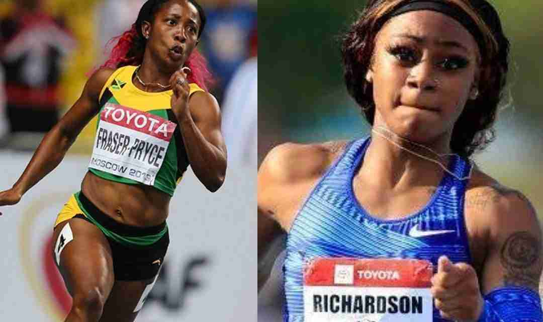 Showdown Between Shelly-Ann Fraser-Pryce and Sha'Carri Richardson Expected at Muller Grand Prix