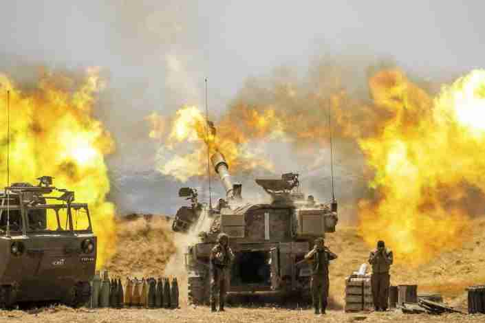 Israel Sends Reinforcement to Gaza Border