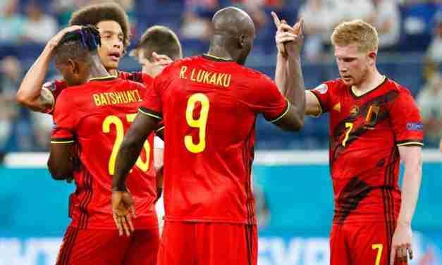 Belgium, Denmark Progress to Euro 2020 Knock-Out Phase