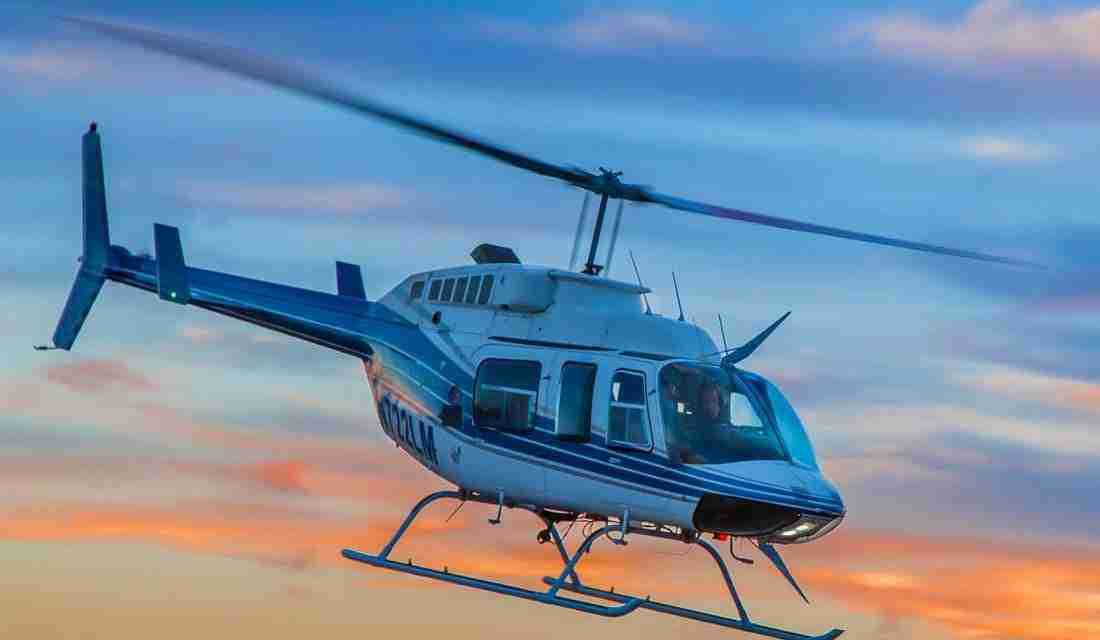 JDF Helicopter Makes Precautionary Landing in St. Catherine