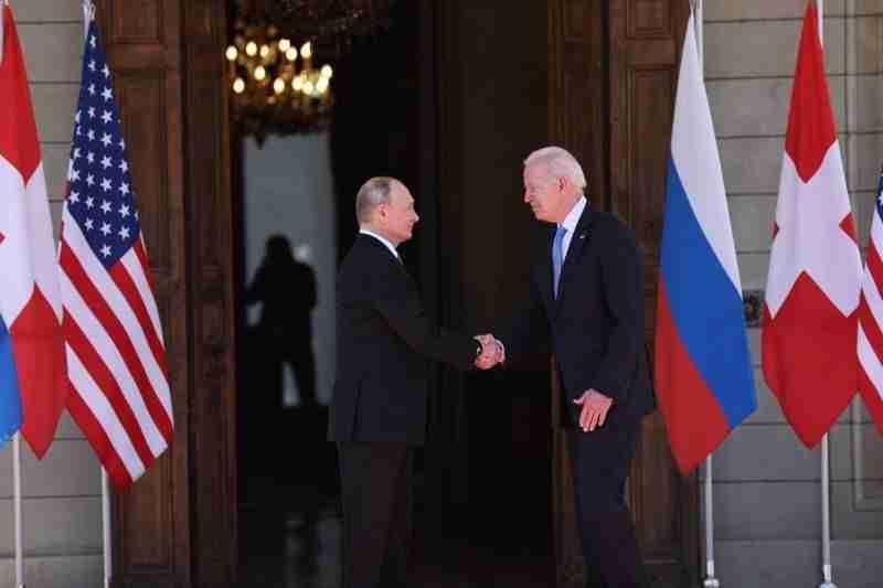 US and Russia Hail Geneva Talks Despite Making Little Progress