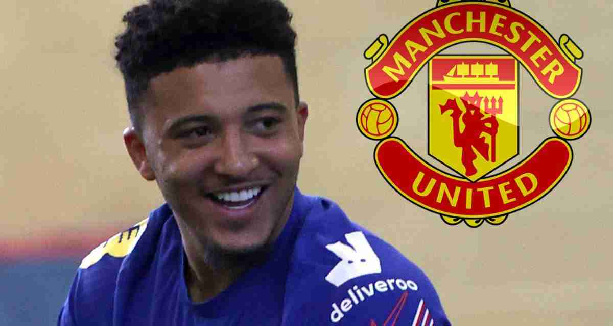 Manchester United's First Jadon Sancho Bid Rejected by Borussia Dortmund