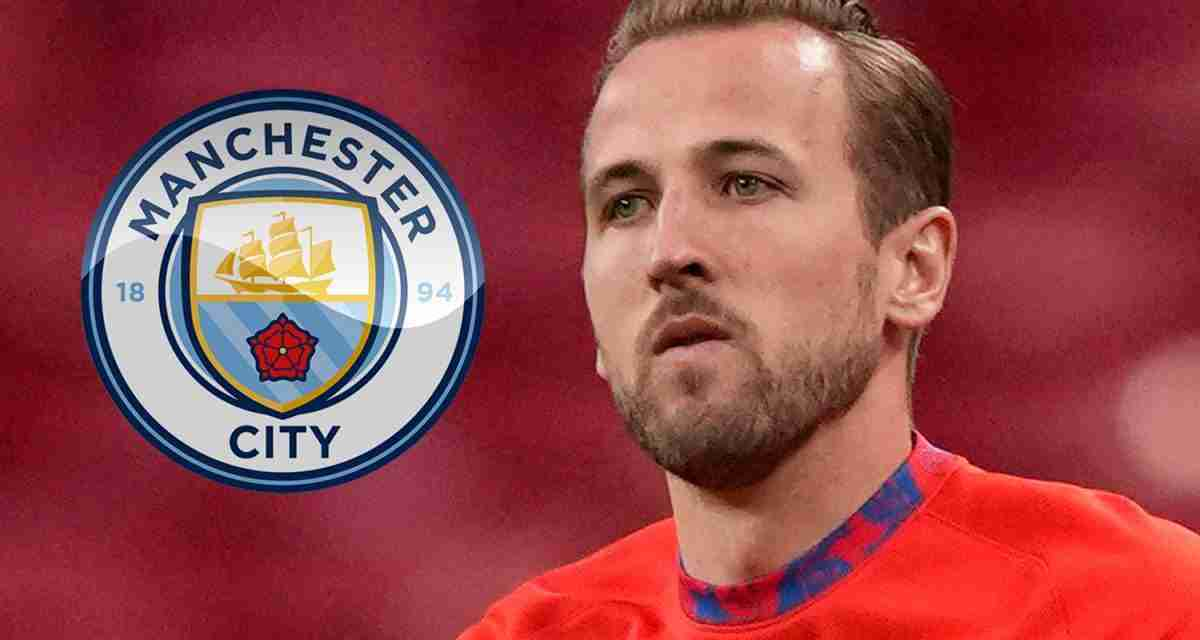 Manchester City Reportedly Make First Contact Regarding Harry Kane