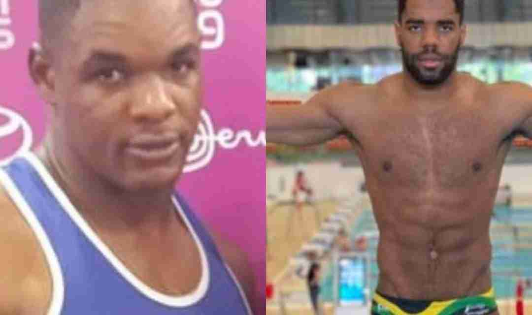 Olympics Bound Ricardo Brown and Yona Knight-Wisdom Talk Up Tokyo Chances