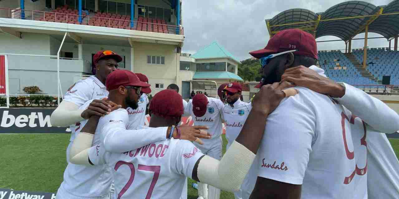 West Indies Day-1 Collapse Put South Africa in Control of First Test