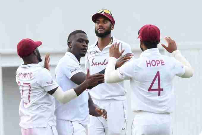 West Indies Bagged Three Early Wickets on Day-1 of Second Test vs South Africa
